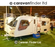 Bailey Unicorn Cadiz S2 2014  Caravan Thumbnail