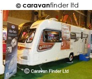 Bailey Unicorn Madrid S2 2013  Caravan Thumbnail