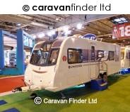 Bailey Unicorn Cordoba S3 2015  Caravan Thumbnail