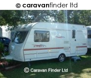 Coachman Amara 450 2005 2 berth Caravan Thumbnail