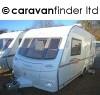 17) Coachman Pastiche 460 2006 2 berth Caravan Thumbnail