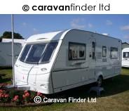 Coachman Pastiche 535 2008 4 berth Caravan Thumbnail
