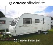 Coachman VIP 520 2010 4 berth Caravan Thumbnail