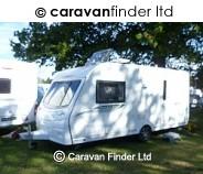 Coachman Pastiche 460 2011 2 berth Caravan Thumbnail