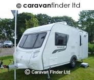 Coachman Amara 450/2 berth  2012 2 berth Caravan Thumbnail