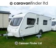 Coachman Amara 560 2012 4 berth Caravan Thumbnail