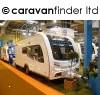 21) Coachman VIP 460 2012 2 berth Caravan Thumbnail