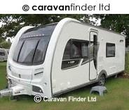 Coachman VIP 560 2012 4 berth Caravan Thumbnail