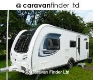 Coachman Pastiche 525 2013 4 berth Caravan Thumbnail