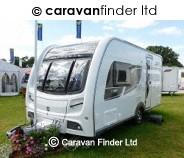 Coachman VIP 460 2013 2 berth Caravan Thumbnail