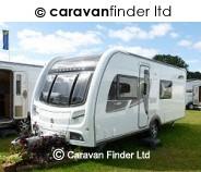 Coachman VIP 560 2013 4 berth Caravan Thumbnail