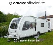 Coachman VIP 565 2013 4 berth Caravan Thumbnail