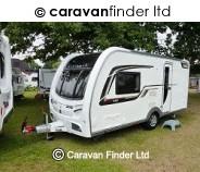 Coachman VIP 460 2014 2 berth Caravan Thumbnail