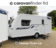 Coachman Olympia 450 2014 2 berth Caravan Thumbnail