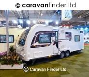 Coachman Laser 650 2015  Caravan Thumbnail