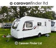 Coachman Pastiche 520 2015 4 berth Caravan Thumbnail