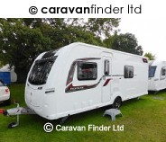 Coachman Pastiche 560 2015  Caravan Thumbnail