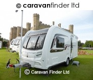 Coachman VIP 460 CHILTINGTON 2015 2 berth Caravan Thumbnail