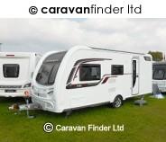 Coachman VIP 520 2015 4 berth Caravan Thumbnail