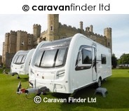 Coachman VIP 560 2015  Caravan Thumbnail