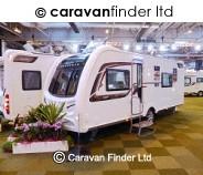 Coachman VIP 565 SOLD 2015 4 berth Caravan Thumbnail