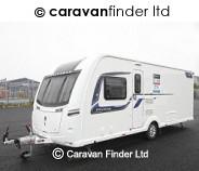 Coachman Pastiche 575 2016 4 berth Caravan Thumbnail