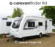 Coachman VIP 520 2016 4 berth Caravan Thumbnail