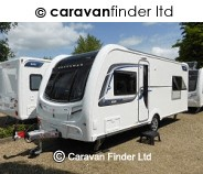 Coachman VIP 545 SOLD 2016 4 berth Caravan Thumbnail