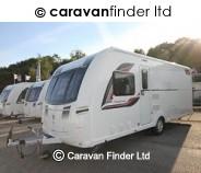 Coachman Avocet 575 SALE AGREED 2017 4 berth Caravan Thumbnail