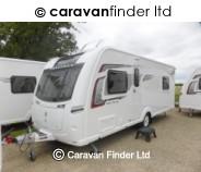 Coachman Pastiche 545 2017 4 berth Caravan Thumbnail