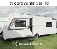 Coachman VIP 545 2017  Caravan Thumbnail
