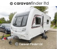 Coachman VIP 565 2017 4 berth Caravan Thumbnail