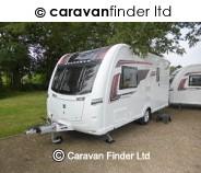 Coachman Pastiche 460 2018 2 berth Caravan Thumbnail