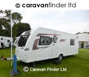 Coachman Pastiche 545 2018 4 berth Caravan Thumbnail