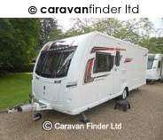 Coachman Pastiche 575 2018 4 berth Caravan Thumbnail