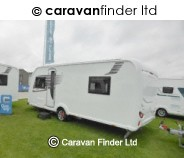 Coachman VIP 545 SALE AGREED 2018 4 berth Caravan Thumbnail