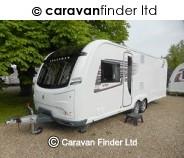 Coachman VIP 675 2018 4 berth Caravan Thumbnail