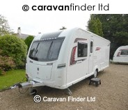 Coachman Highlander 575 2018 4 berth Caravan Thumbnail