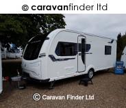 Coachman VIP 545 2019  Caravan Thumbnail