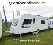 Compass Corona 540 2014 4 berth Caravan Thumbnail