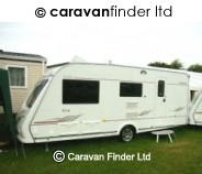Elddis Odyssey 524 2006  Caravan Thumbnail