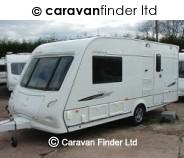 Elddis Odyssey 482 2008  Caravan Thumbnail