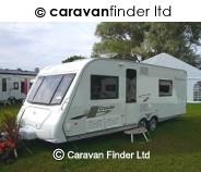 Elddis Super Cyclone 2009  Caravan Thumbnail
