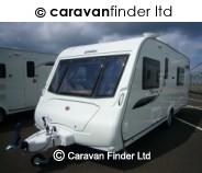 Elddis Odyssey 540 2010  Caravan Thumbnail