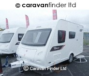 Elddis Xplore 304 SE SOLD 2013 4 berth Caravan Thumbnail