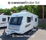 Elddis Avante 540 2014 4 berth Caravan Thumbnail