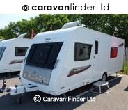 Elddis Avante 574 2014  Caravan Thumbnail