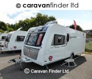 Elddis Affinity 554 2015 4 berth Caravan Thumbnail
