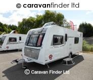 Elddis Affinity 574 2015 4 berth Caravan Thumbnail