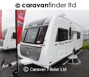 Elddis Affinity 574 2016 4 berth Caravan Thumbnail
